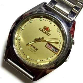 ORIENT AAA Automatic Watch