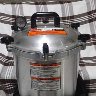 Perssure cooker/canners