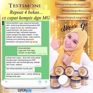 Miracle Gel (FREE POSTAGE)