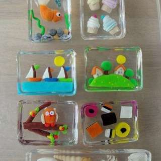 Epoxy resin crafts making
