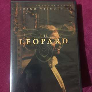 THE LEOPARD (Luchino Visconti) THE CRITERION COLLECTION EDITION