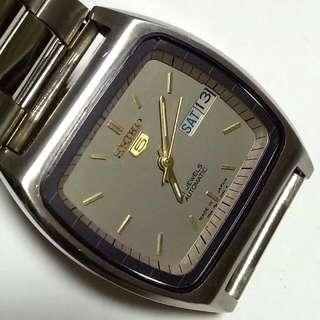 SEIKO 5 Automatic Watch Bezel 35mm