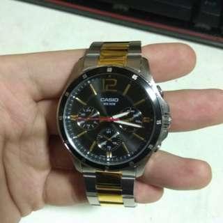 卡西歐石英手錶