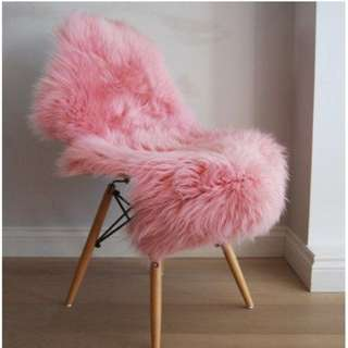 READY STOCK PREMIUM FLUFFY FAUX FUR RUG