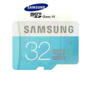 MEMORY CARD MICRO SD SAMSUNG 32 GB