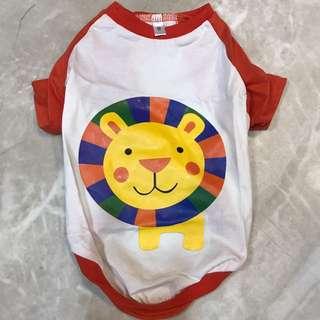 Lion pets clothing