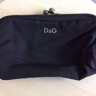 Authentic D&G clutch