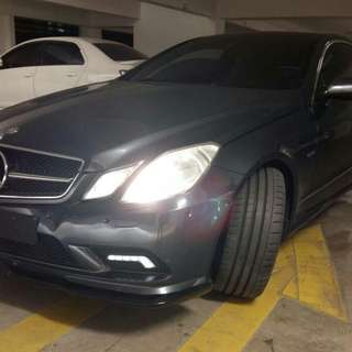 Merc e350 amd blue efficiency osambungbayar