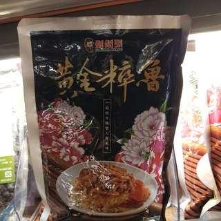 ✈大玩台灣代購✈鬍鬚張 黃金粹魯/黃金雞絲便利包(袋裝) 1袋250公克