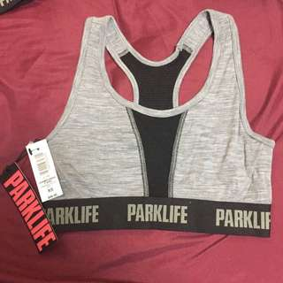 Parklife from Aritzia Bra top
