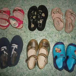 Get all for 500 php Baby girl shoes #hello2018