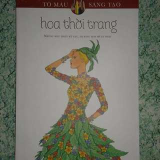 Adult Coloring books from Vietnam