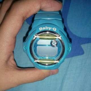 Baby-G錶(冇電)