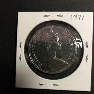 加拿大1971