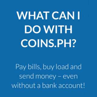 Coins ph referral code