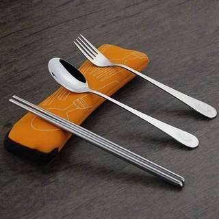 STAINLESS SPOON SET