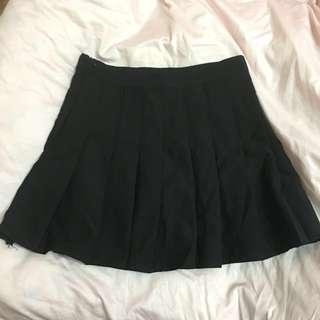 🚚 黑色百褶裙(有安全褲)