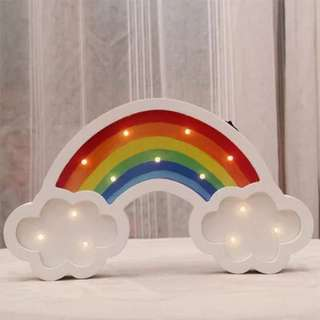 RAINBOW LED WALL LIGHT