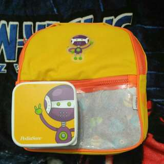 Bag + Lunch Box