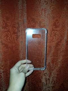 Samsung s8+ transparent shockproof case