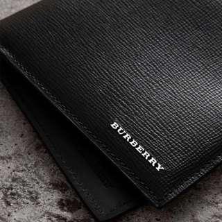 Burberry wallet 銀包