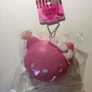 Authentic Licensed Hello Kitty Squishy