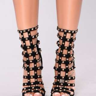 Fashion Skylar heels