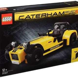 LEGO Caterham Seven 620R BNIB ( 19% OFF ) Retried Model