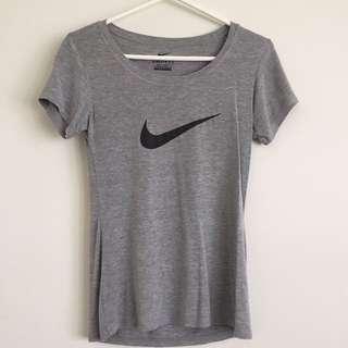 Nike Grey Top S