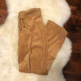 Vince Camuto velour pants