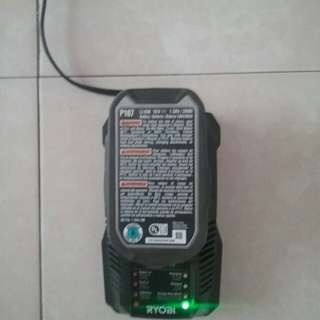 Ryboi lithium ion charger