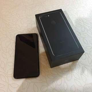 Iphone 7 Plus 128gb Jet Black to let go..