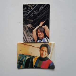 杜德偉 兩張卡 ( 59 )