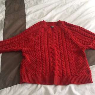 Aerie Cable-knit Sweater