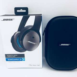 Great Condition Bose QuietComfort 25. LIKE NEW!