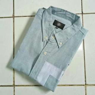 Kemeja Original Quzzy - Ginza Shirt