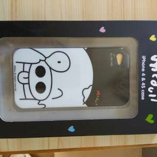 Mcdull 麥兜 iPhone 4/4s case 殼
