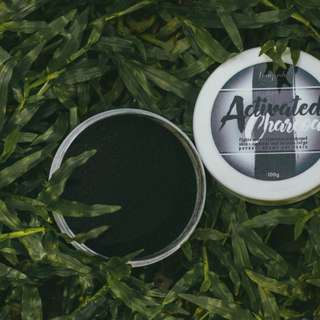 Activated Charcoal diy facemask