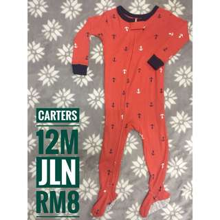 Carters Sleepsuit
