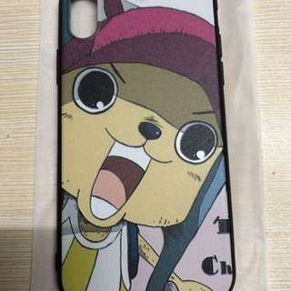 iPhone X case 得意有趣可愛 手機套 電話殼 保護殼