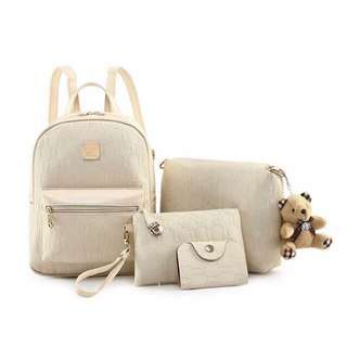 Bag set of 4 (preorder)