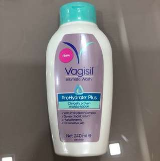 BN Vagisil Intimate wash