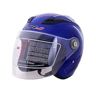 HNJ 518 Titan Open Face Motorcycle Helmet (Safety and Quality is of the Essence)