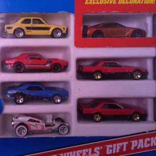 Hot Wheels Multipack