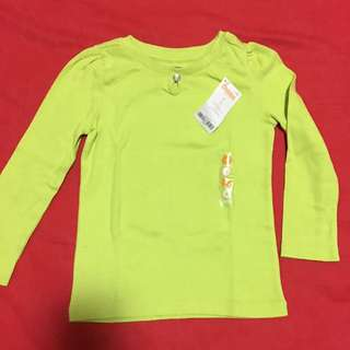 Gymboree shirt 4y