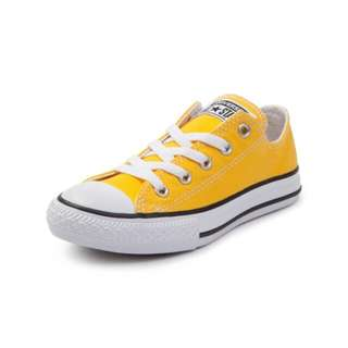 ⚠LF: Converse low-cut in Yellow