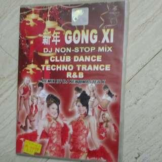 新年DJ Non stop mix vcd