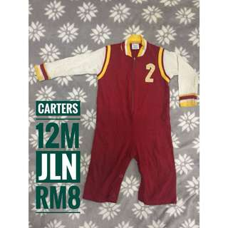 Carters Baby Jumpsuit