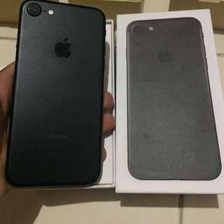 IPhone 7 128 Garansi IBOX ( Indonesia )