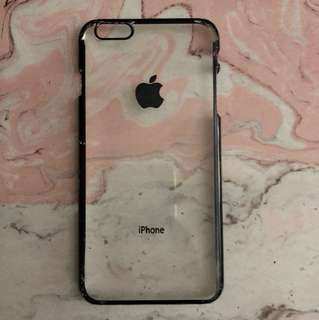 iPhone 6s Plus clear phone case